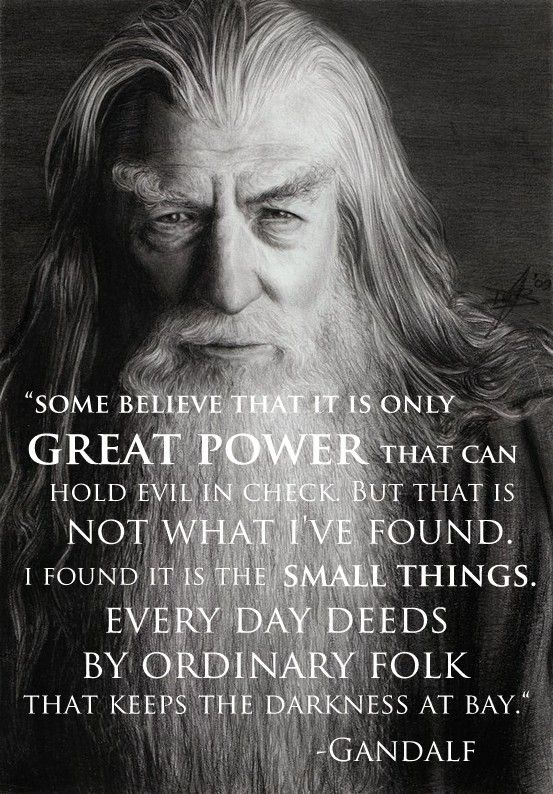 Everyday Deeds