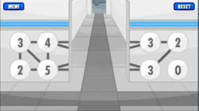 Escape to Space Level 18 walkthrough.