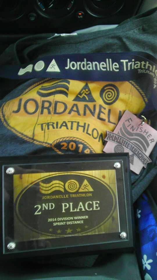 Race #33 - Jordanelle Sprint Tri