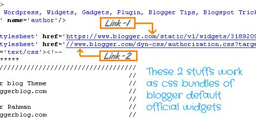 Two CSS Bundles