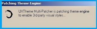 cara merubah tampilan windows xp