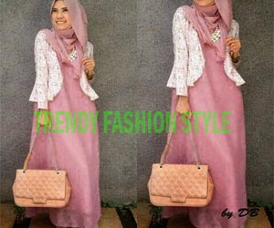 THE BEST MUSLIM FASHION AND POPULER