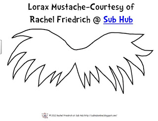 The Lorax Template Hub For Mustache