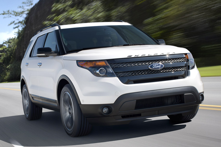 The Votes Are Tallied All New Ford Explorer Voted Best Luxury Suv Wheelsology World Of Wheels