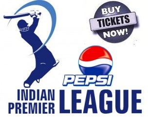 IPL 6 2013 Tickets Booking Online