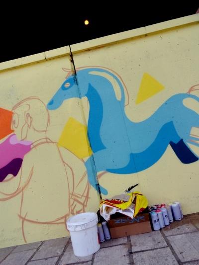 zesar graffiti