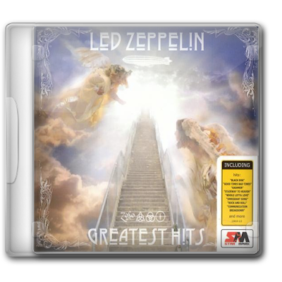 Led Zeppelin - Greatest Hits Album