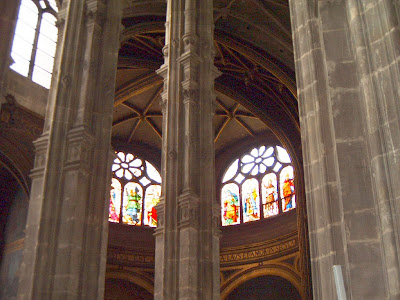 Vidrieras de Saint Eustache