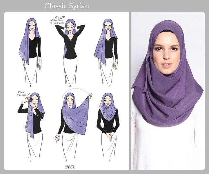 Hijab Moderne Tutoriel Hijab Simple Moderne Et Rapide Hijab Et Voile Mode Style Mariage Et