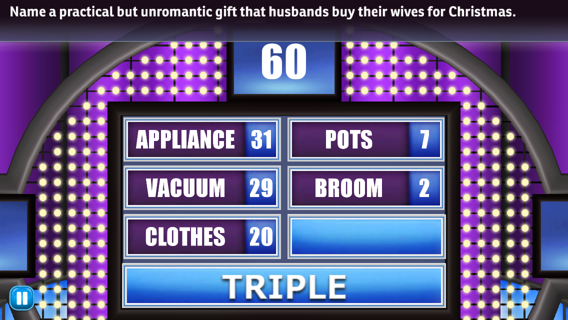name a practical but unromantic gift that husbands buy their wives for christmas