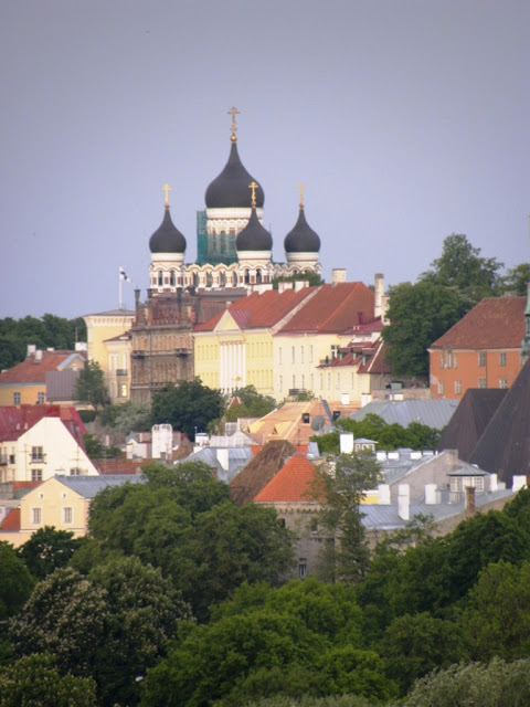 Alexander Nevski Cathedral Tallinn