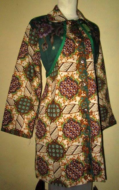 batik Indonesia | Desain dan Produksi Mode dan Busana | Batik Busana ...