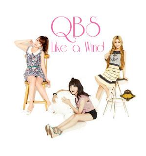 T-Ara QBS - 風のように Like a Wind