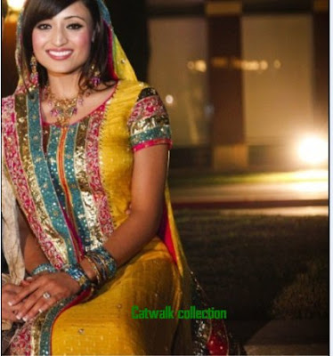 Mehndi-Dress-for-Girls