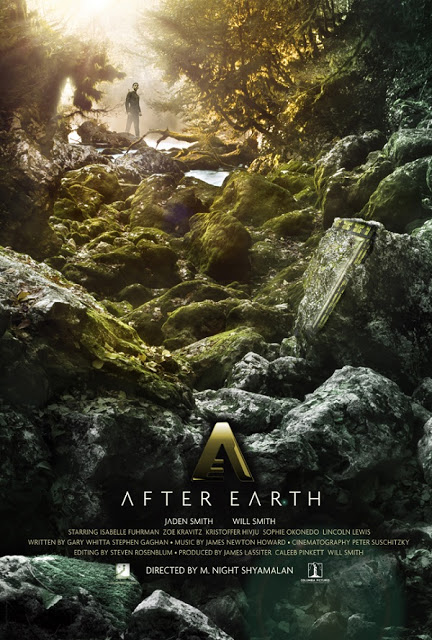 After Earth - Will y Jade Smith a las ordenes de Shyamalan
