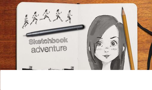 Sketchbook Adventure Android FULL APK İNDİR