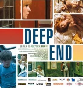 Deep end, un film de Jerzy Skolimowski (1970) dvd
