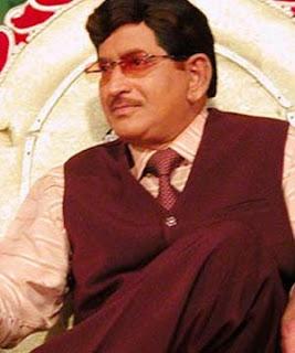 Mahesh Babu's father Krishna