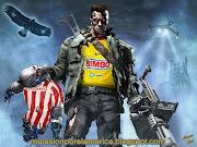 America VS chivas. America Vs Cruzazul. Publicado por Luisiño CA en 13:35 wallpaper terminator