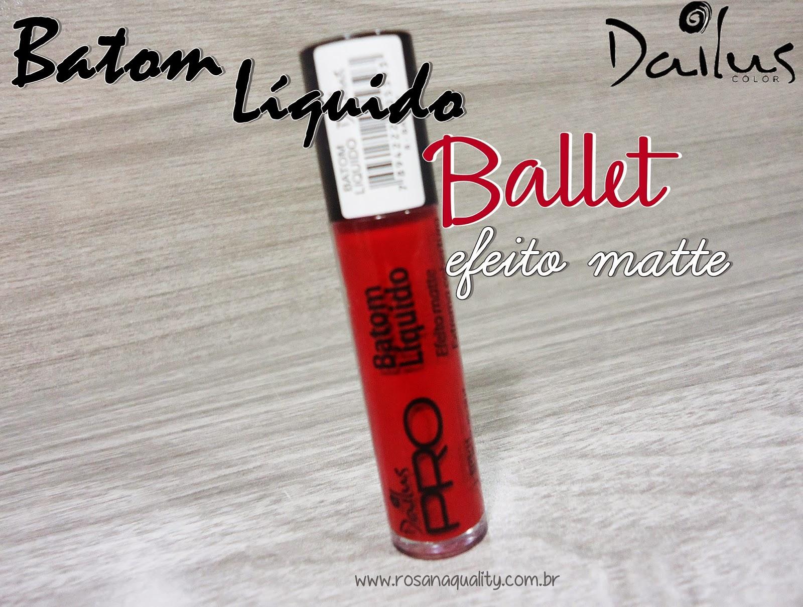 Batom Ballet Dailus