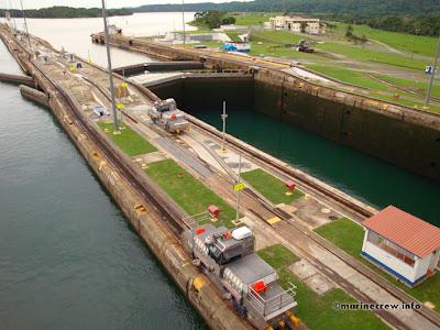 Локомотивы Панамского канала