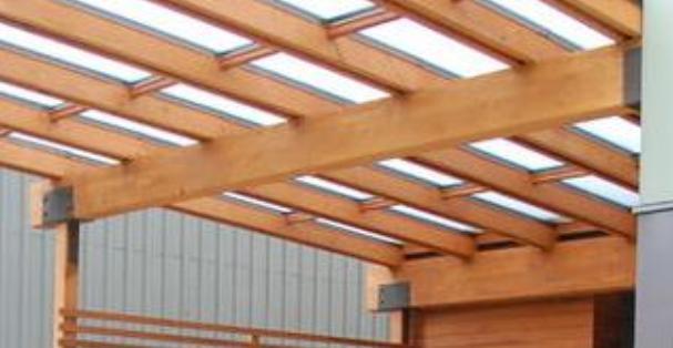 Fotos de techos techos transparentes de policarbonato - Techo transparente policarbonato ...