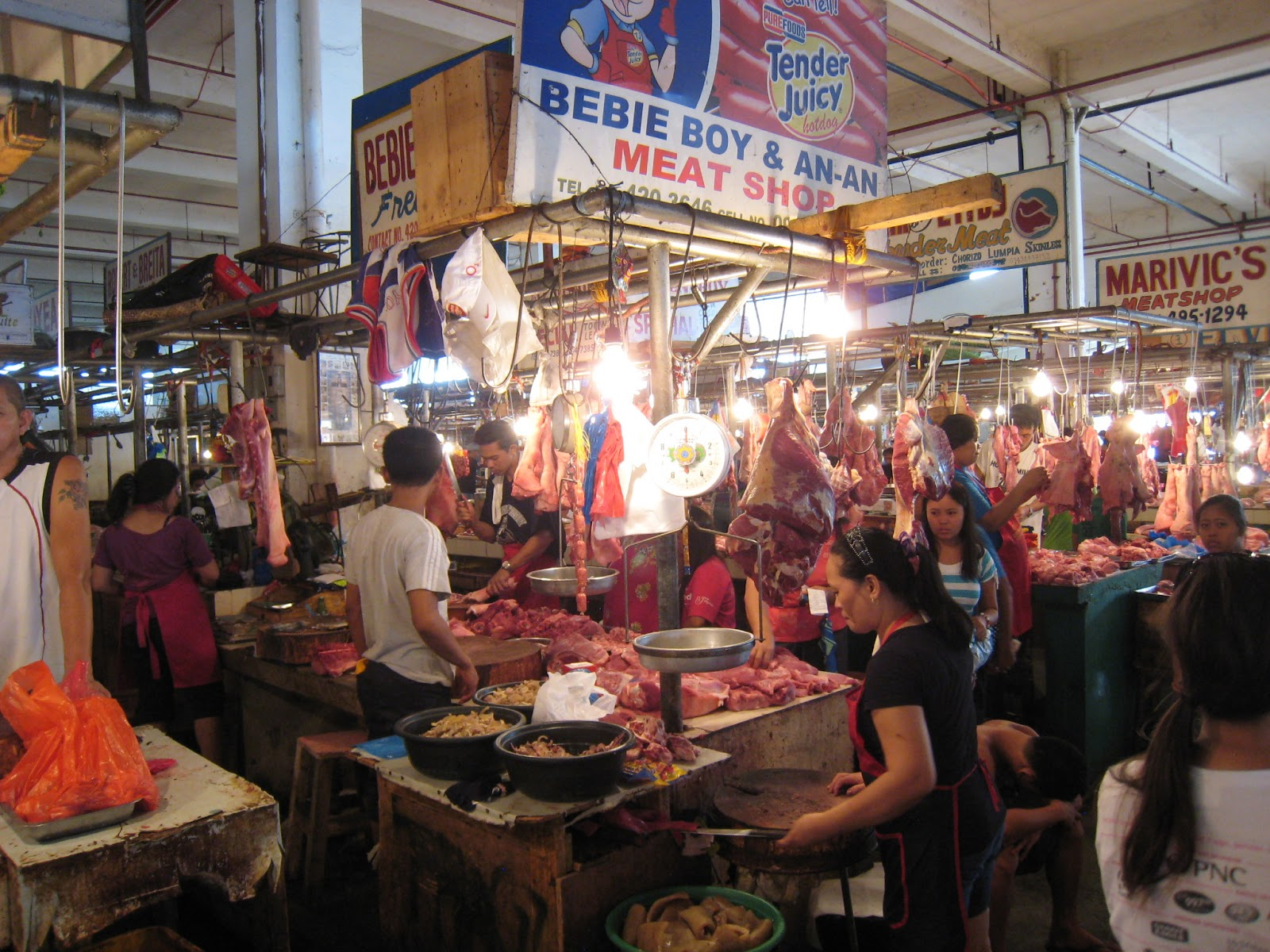black swamp cornucopia mandaue city wet market   our tour