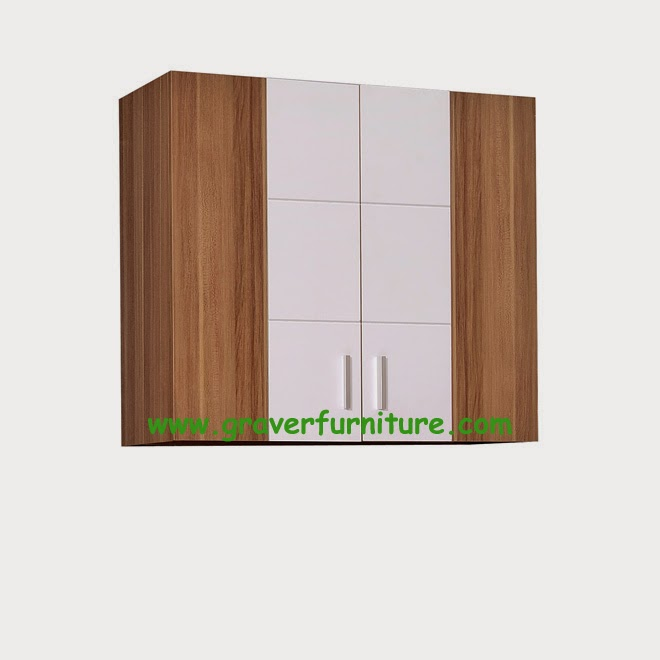Kitchen Set Atas 2 Pintu KSA 2742 Graver Furniture