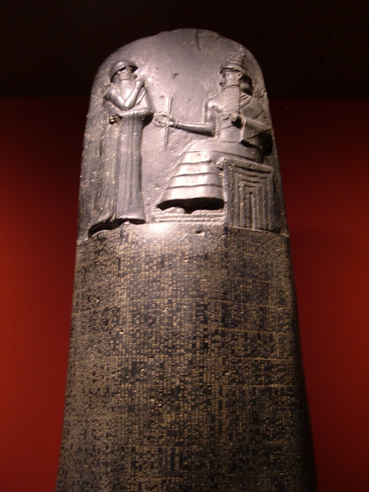 hammurabis law what is just Code of hammurabi (c 1700 bce) note  but it is safe to say that a powerful king in ancient mesopotamia thought these were the laws that would guide a just society.