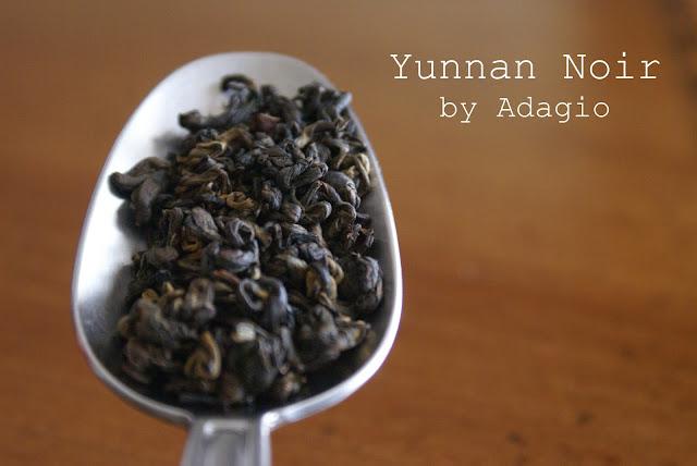 Yunnon Noir by Adagio Teas