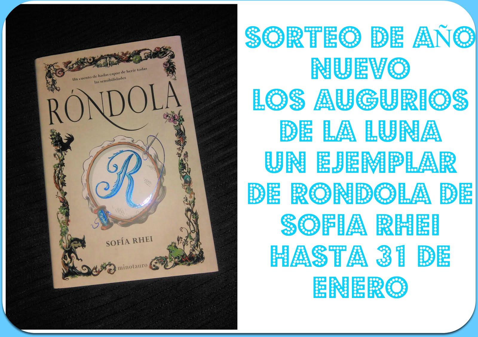 "Sorteo ""Rondola"""