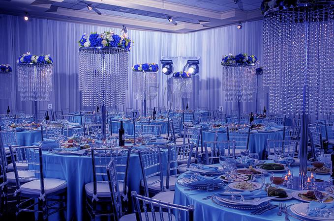 Best Wedding Decorations Regal Crystal Wedding Reception Decorations