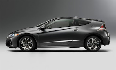 2016 Honda CR-Z Hybrid Turbo Concept Review