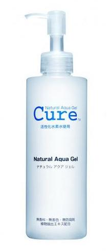 Cure aqua peeling gel