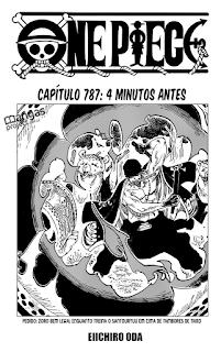 One Piece 787 Mangá Português leitura online