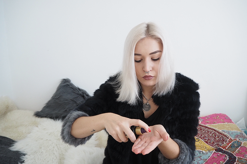 Beauty-Fashion-Blog-Review-Post-Ikoo-Brush-Tangle Teezer-Remington-Beauty Post-review-New In-Haul-Longbob-Tutorial-Aussie-Hair Oil-Öl-Haaröl