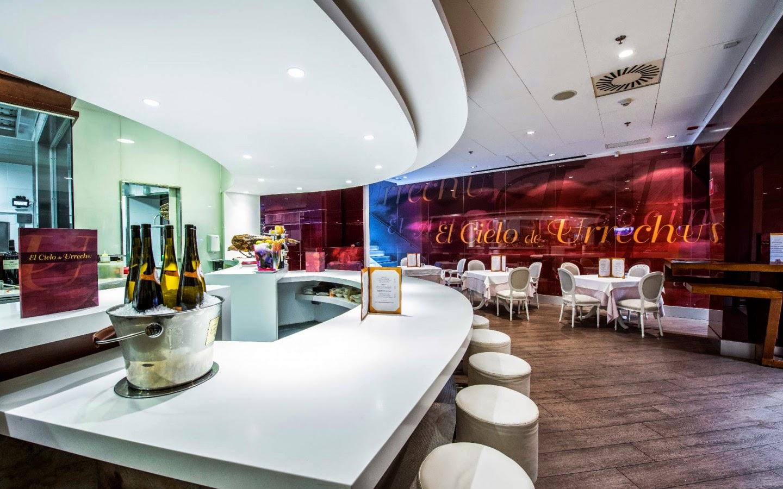 Cu les son los 10 restaurantes madrile os m s importantes - El cielo de madrid ...