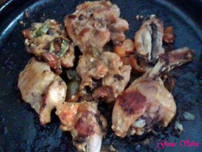 Cozinhe você mesmo: Frango com maionese no forno