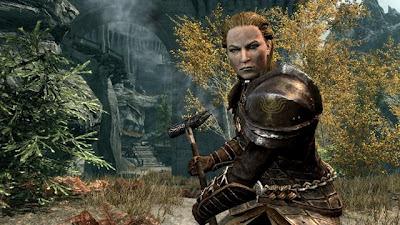 The Elder Scrolls V Skyrim Dawnguard gameplay