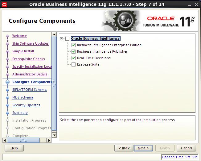oracle business intelligence 11g obiee 11 1 1 7 0 step by WebLogic Administration WebLogic Documentation