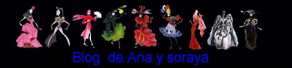 El blog  de Ana y Soraya