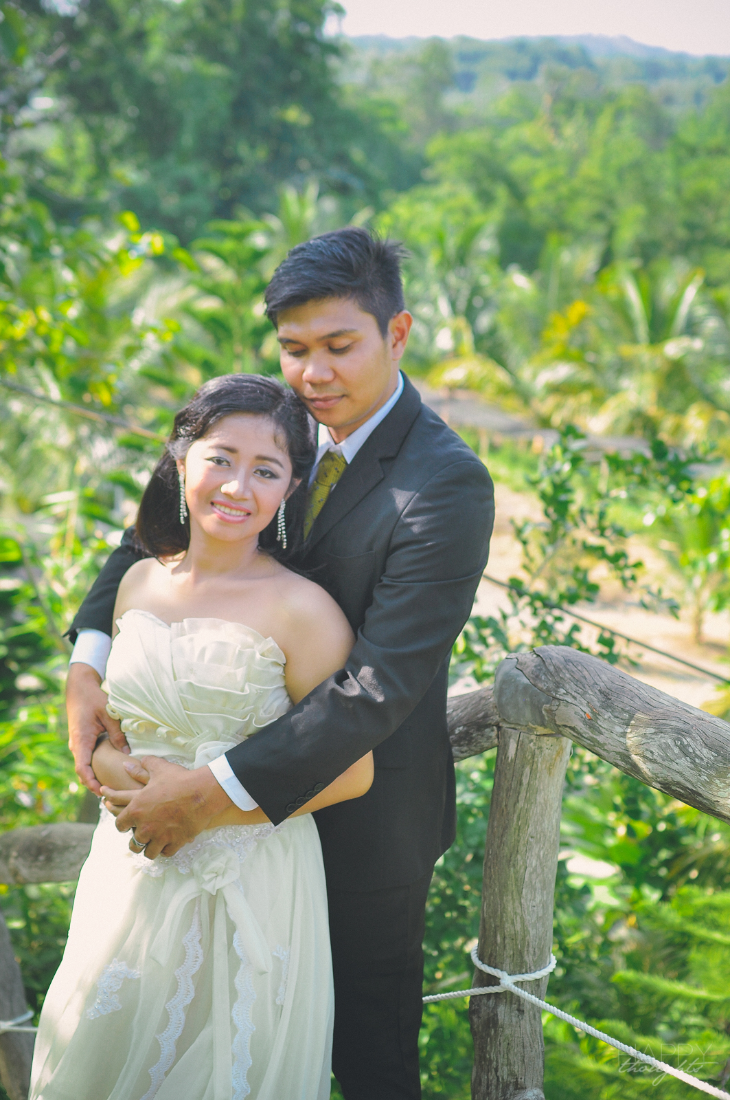 Alvin and monsey wedding