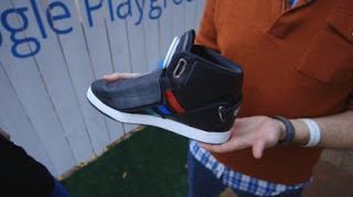 The Talking Shoe, Sepatu yang Bisa Ngomong Buatan Google
