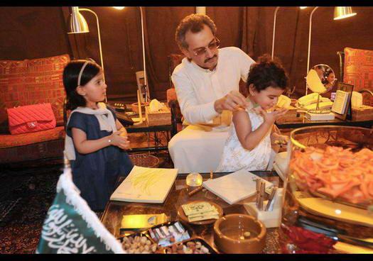 Pangeran Al Walid Bin Talal Orang Terkaya Di Timur Tengah