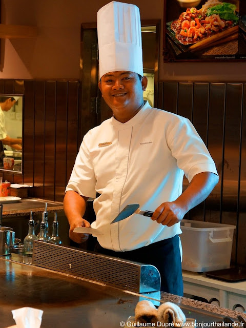 Chef at Central Rama 9