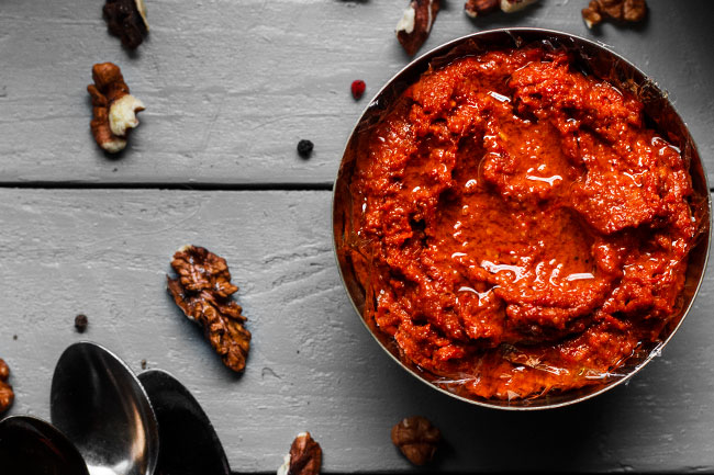 Muhamara - Magična Oklagija food blog
