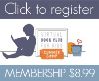 Virtual Book Club for Kids Summer Camp Registration Button