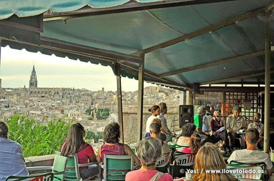 Festival Voix-Vives Toledo 2014
