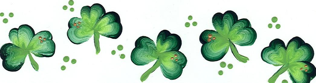Image result for shamrocks