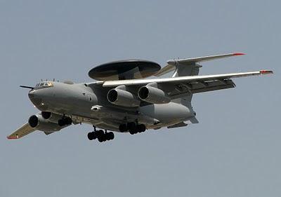 IL-76P Aircraft